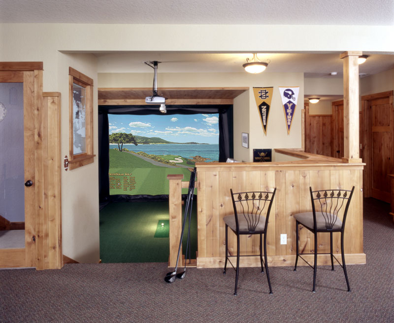 Remarkable Golf Simulator Room Design 800 x 655 · 108 kB · jpeg