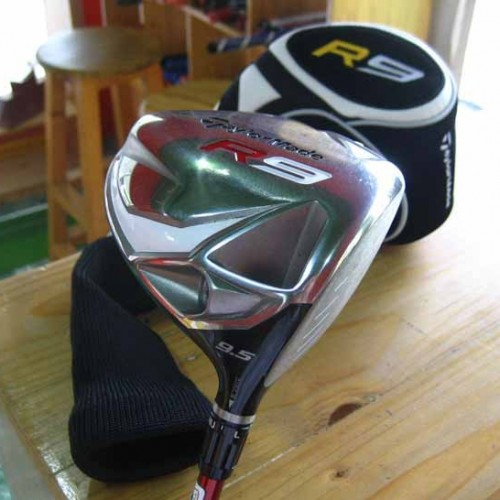 Taylormade R9 กับ Tour AD Quattrotech